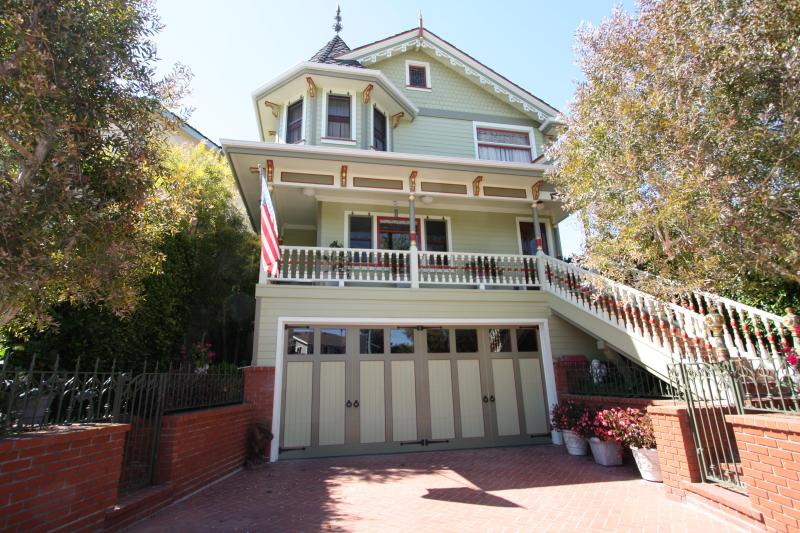 Front of our Beautiful Victorian Home - Stay in a Beautilul Victorian Home, 5 Bks to Beach - Redondo Beach - rentals