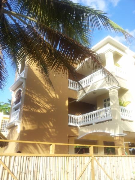 Front - La Villa - PH2 - Sunset 15% off - Aguada - rentals