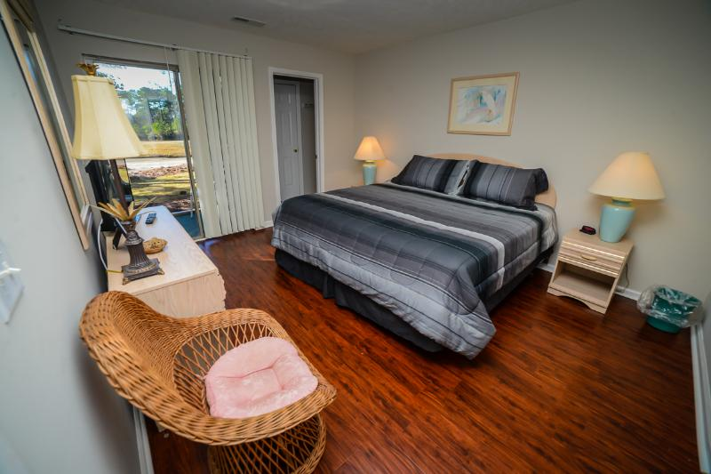 Master Bedroom - Vacationer's Lowcountry Paradise - Pawleys Island - rentals