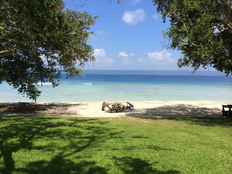 View from House - A&M Beach House - Port Vila - rentals