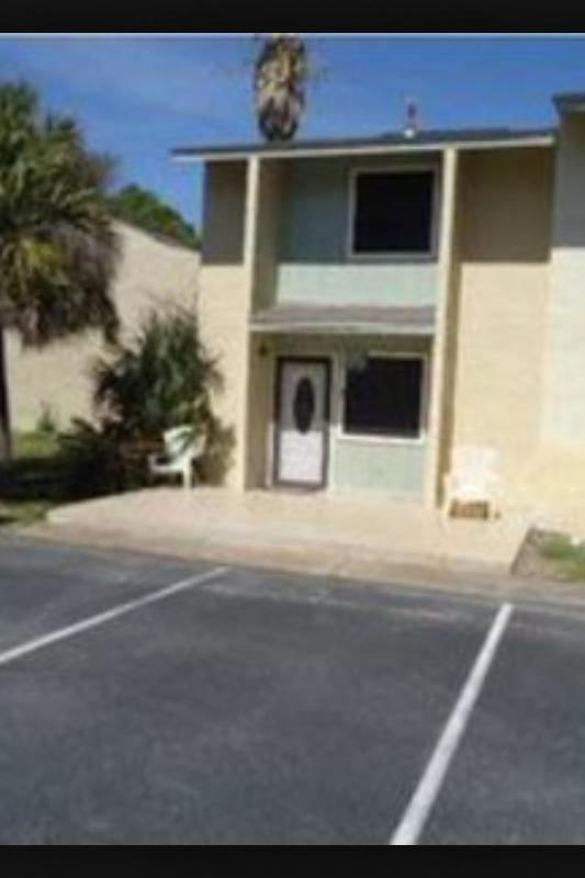 Front of townhouse - Get Ready for Summer Time! - Panama City Beach - rentals