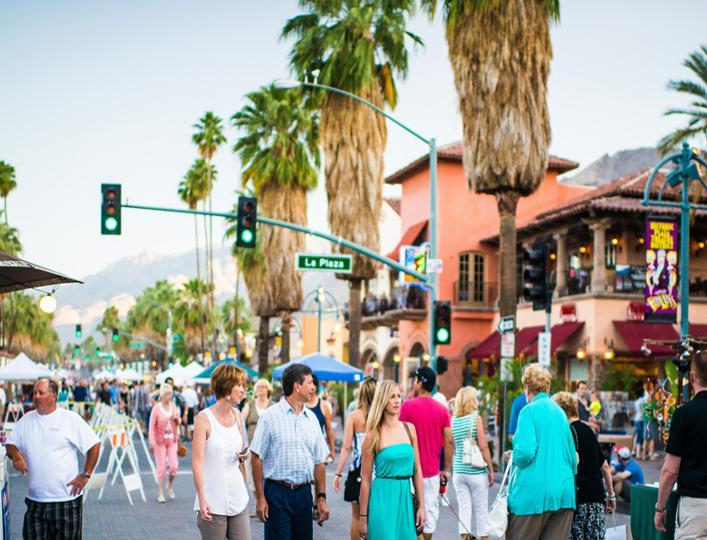 Downtown Area - Wyndham Indio CA 2BD/2BA - Indio - rentals