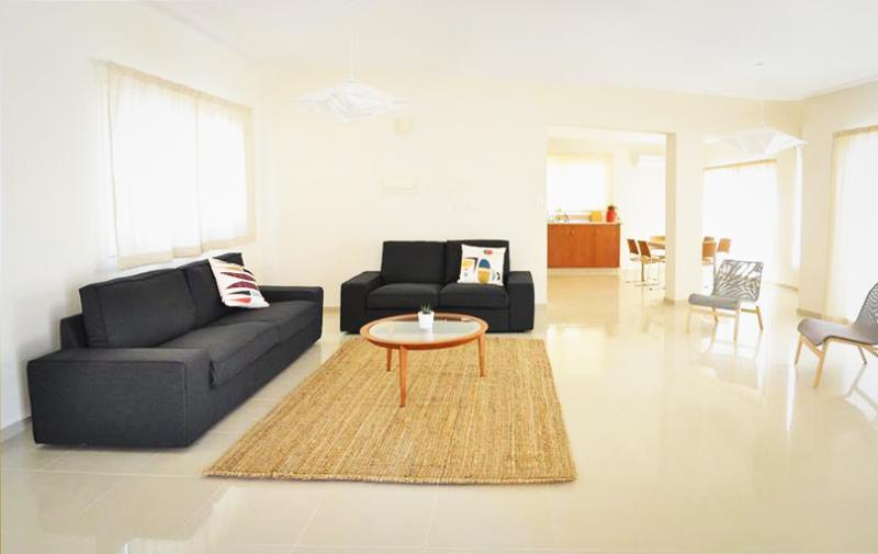 Bright & Spacious Villa in Oroklini - Image 1 - Oroklini - rentals