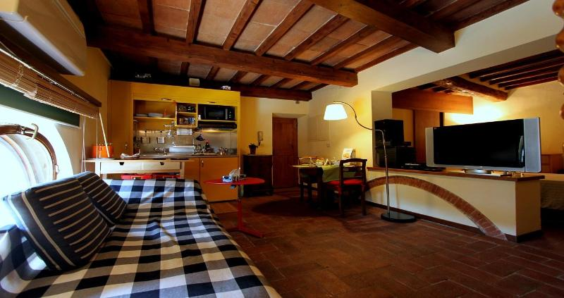 Living Room - Lovely Studio - Sweet Escape - Florence - rentals