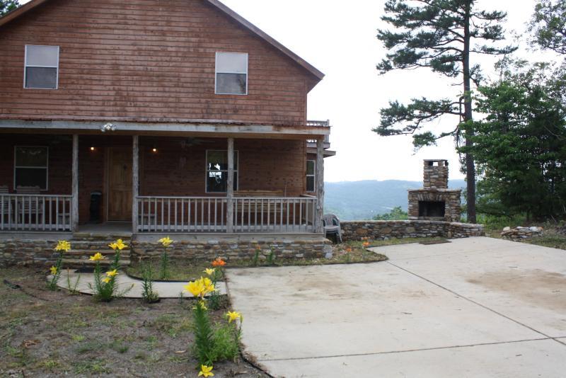 Great views - Twin Pines Lodge, Mountain View Akansas - Mountain View - rentals