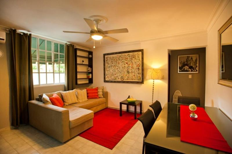 Modern & Cozy Condo in Top Location - Image 1 - Santo Domingo - rentals