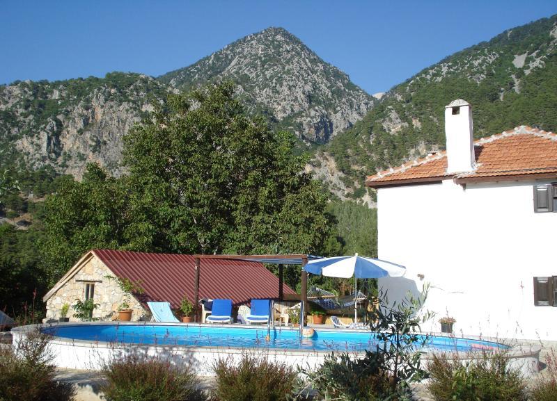 Cottage and pool - Mountain Cottage (Yayla Evi) near Fethiye - Esen - rentals