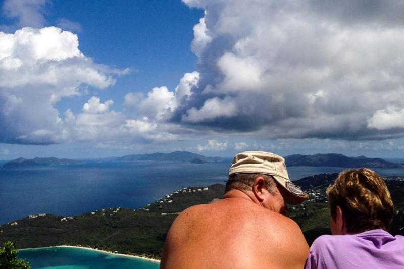 The View - The Berg's Mt. Top Inn - Saint Thomas - rentals