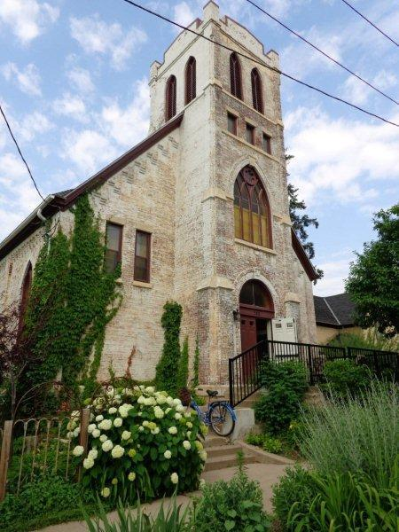 Photo of Exterior - Unique - Converted Church to Vacation Rental - Red Wing - rentals