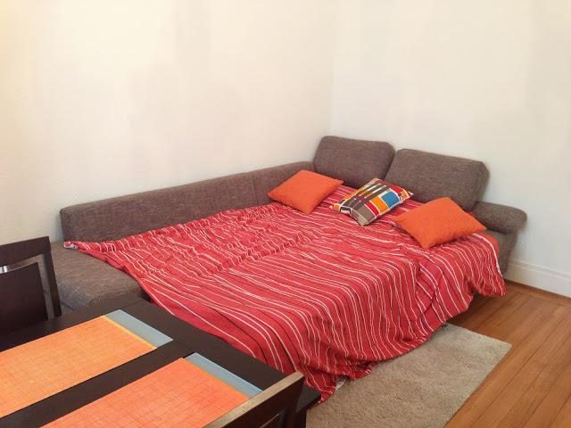 Dining room - Large apartment with all-you-need! - Geneva - rentals