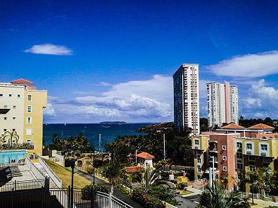 "Amazing views of the beach. - ""Seven Sea's"" Ocean View - Bikes & Kayaks Included! - Fajardo - rentals"