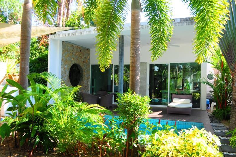 2 BDR Modern style pool villa - Image 1 - Kata - rentals