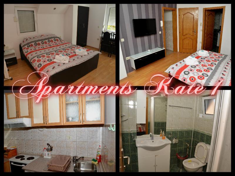 Apartments Kate Ohrid - Image 1 - Ohrid - rentals