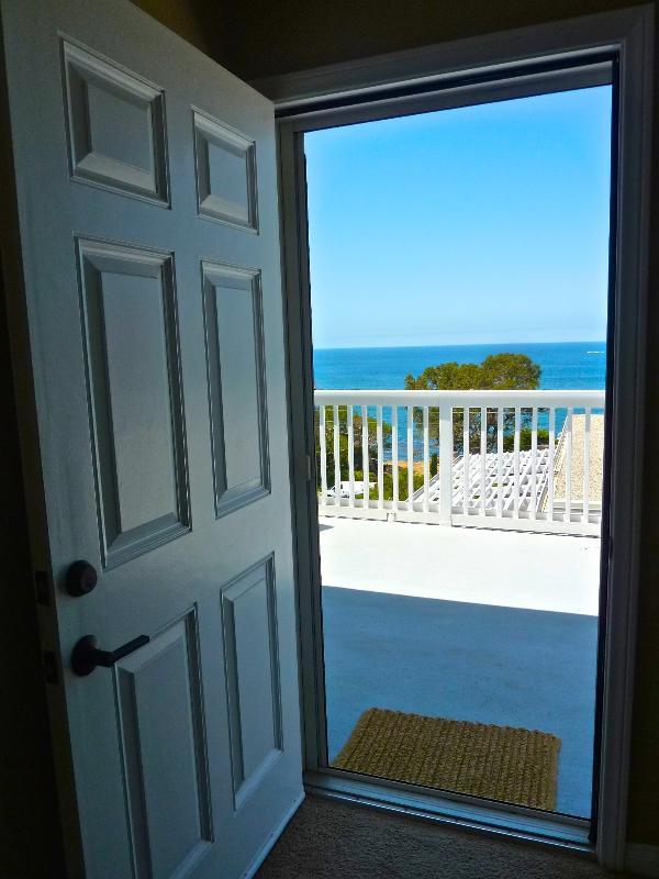Expansive private balcony with 180' view - 180' Ocean View Penthouse - Laguna Beach - rentals