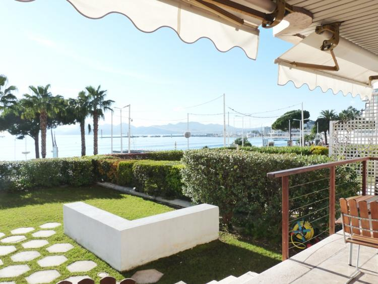 Croisette Terrace Luxury Cannes Rental in Perfect Location - Image 1 - Cannes - rentals