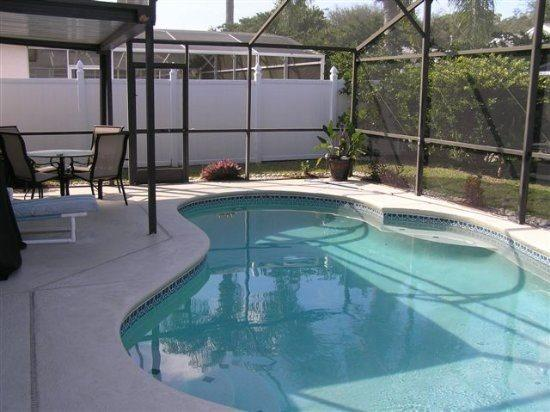 Nice 3 bed, 2 bath pool home at Indian Ridge Oaks near Disney, Orlando. - Image 1 - Orlando - rentals