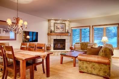 Riverbend Lodge 113 - Image 1 - Breckenridge - rentals