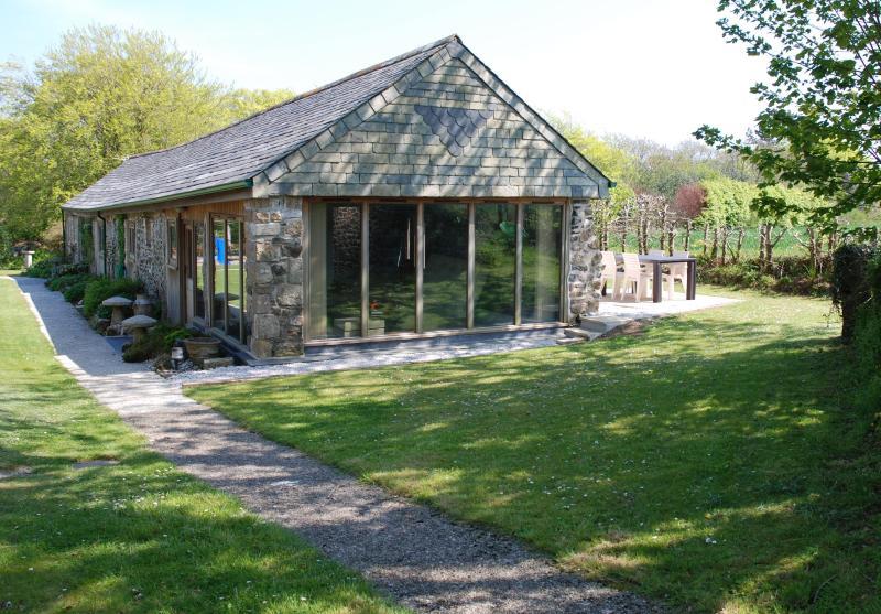 Kerriers Barn - Image 1 - Bodmin - rentals
