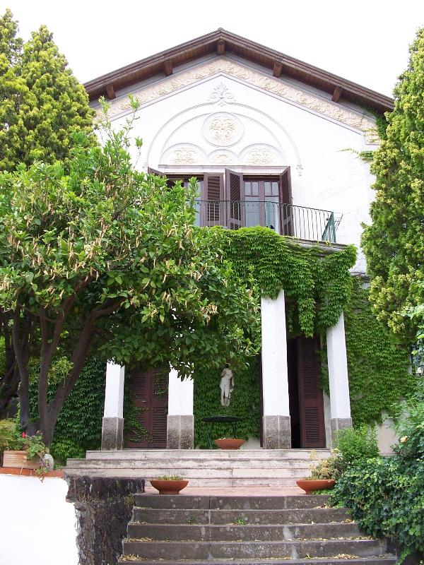 Villa Fabiano, with pool on the slopes of Mt.Etna - Image 1 - Viagrande - rentals