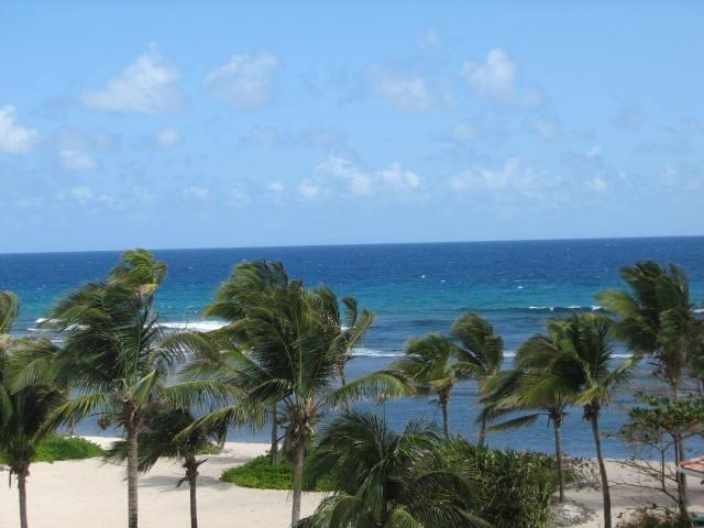 View from Balcony - Your luxury beach perch on top of paradise - Christiansted - rentals