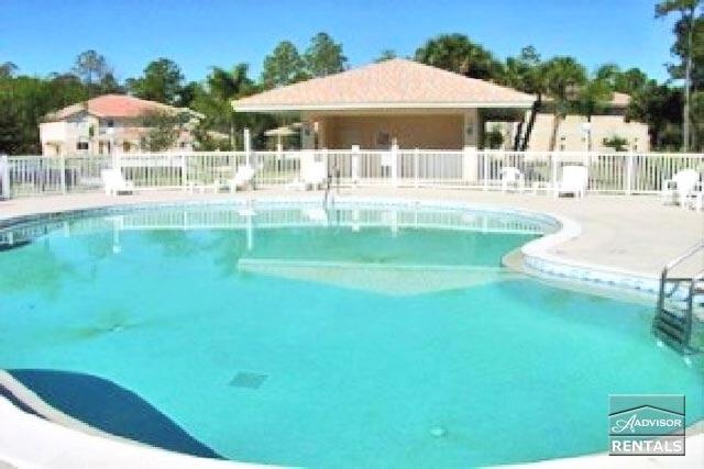 Bright and airy in beautiful gated community - lake views and Florida sunshine! - Image 1 - Naples - rentals