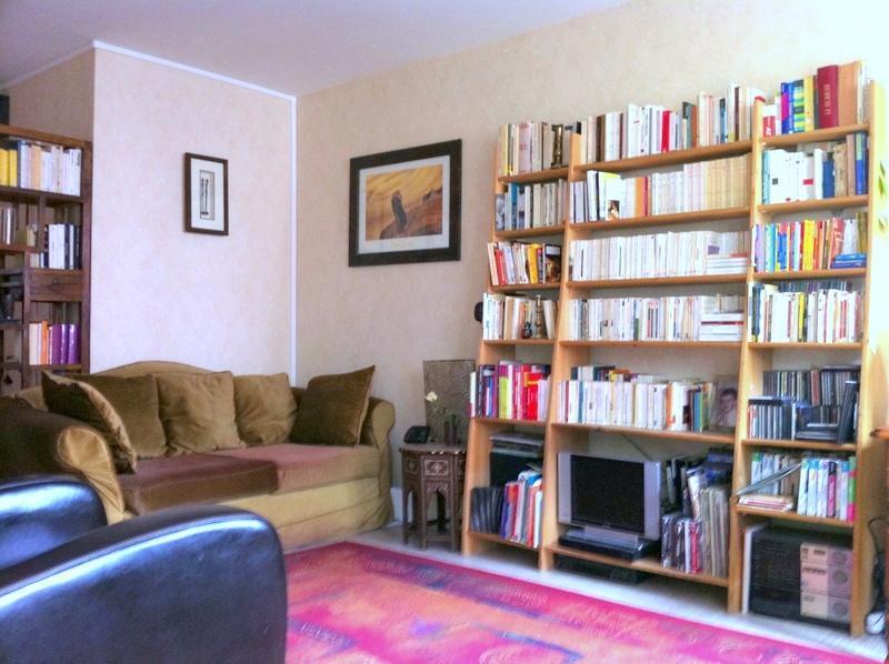 living area - Pleasant Les Gobelins apartment 65m² 5 sleeps - Paris - rentals