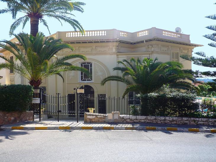 Magnificent Grand Villa - Magnificent  Grand Villa in Villefranche sur Mer - Spain - rentals