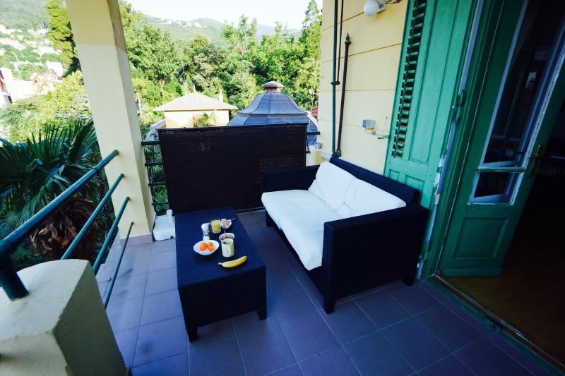Terrace Panoramic Sea View - Charming Villa Apt, near beach, 4persons/2rooms - Opatija - rentals