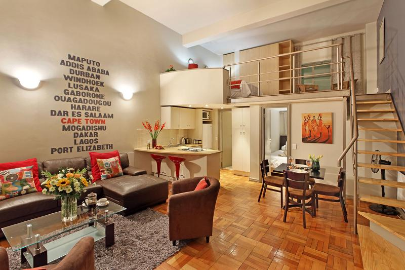 AfriNest Apartment - Mutual Heights 218 - AfriNest - Cape Town - rentals