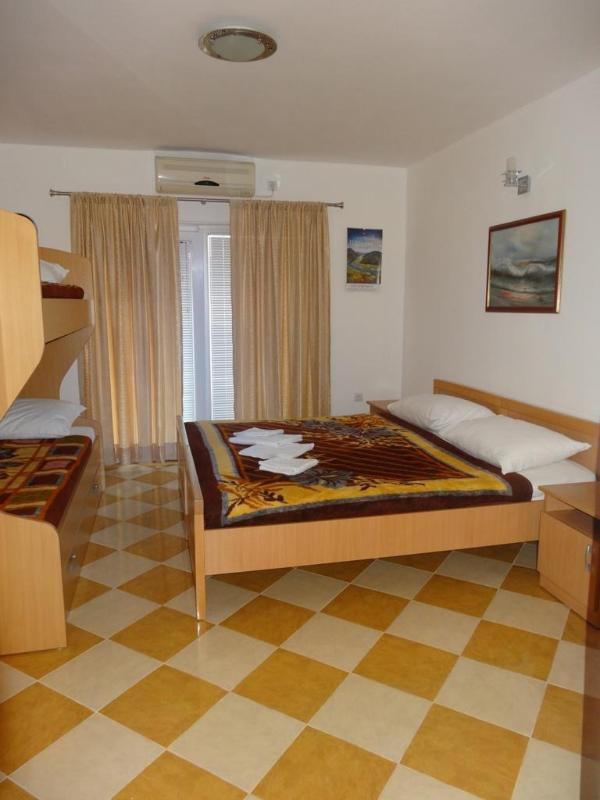 Living room - Apartment No.9 with 4 beds -Tivat - Tivat - rentals
