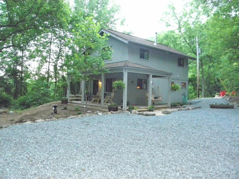 Davis Creek Cabin...where memories are made! Unwind, unplug, and bask in nature - Pet friendly, Peaceful Cabin,Easy access to HWY - Lovingston - rentals