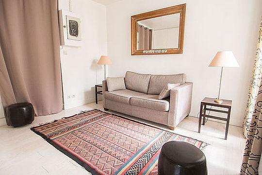 Sejour - Excellent Studio Apartment in Paris - Paris - rentals