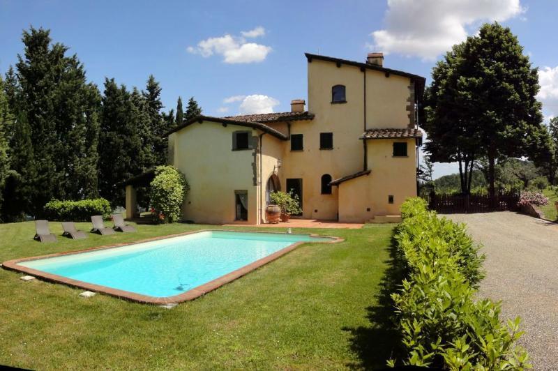 Villa La Selva Bellosguardo - Florence - Image 1 - Lastra a Signa - rentals
