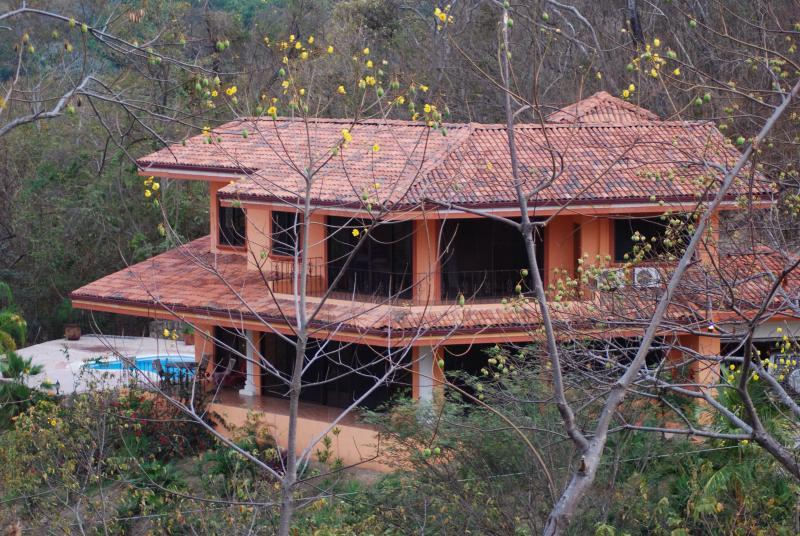 Villa in Playa Naranjo, Costa Rica, Roma Del Mar, Views, Monkeys, Pool - Image 1 - Ciudad Colon - rentals