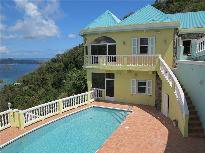 Almost Heaven at Coral Bay, St. John - Image 1 - Saint John - rentals