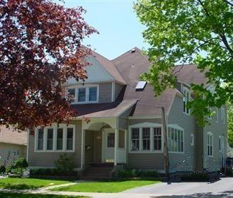 Front of Home - South Beach - South Haven - rentals
