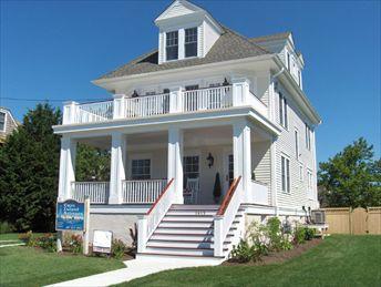 BEACH BLOCK, POOL, NEW 6 BR! 119627 - Image 1 - Cape May - rentals