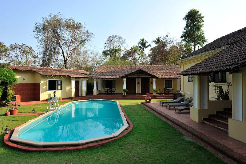 Quinta Portuguesa - Luxury Heritage Portuguese Estate - Quinta Portuguesa - 9 Bedroom Goa Heritage Estate - Aldona - rentals