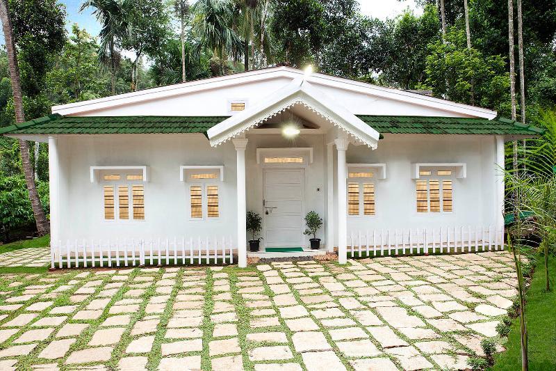 3 bedroom villa Exterior - Glendale Holiday Homes Wayanad - Vythiri - rentals