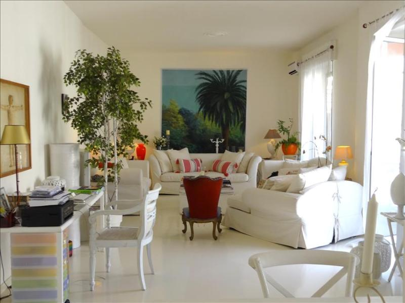 Rome,  Near Campo di Fiori Spectacular and Spacious, 1 Bedroom Apartment with 30 Meter  Long terrac - Image 1 - Rome - rentals