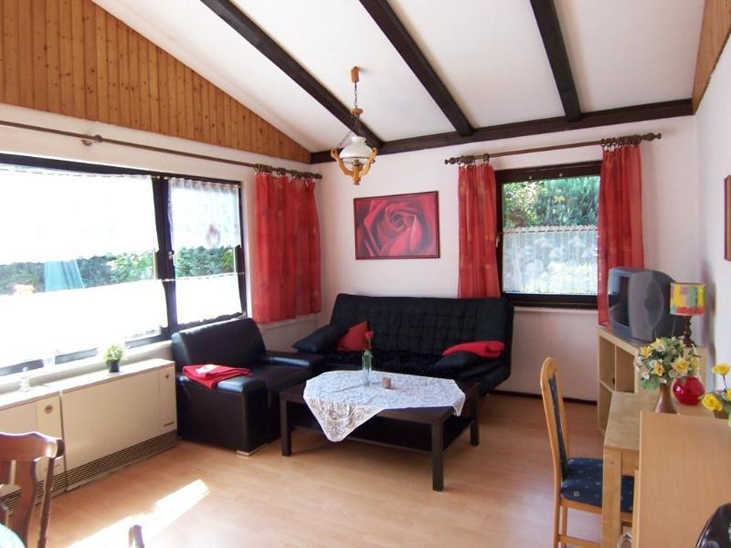 Vacation Home in Buehlerzell - 646 sqft, quiet, sunny, large (# 3428) #3428 - Vacation Home in Buehlerzell - 646 sqft, quiet, sunny, large (# 3428) - Rosenberg - rentals