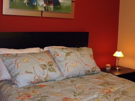 2ndo bedroom - 4 BEDROOM APARTMENT FULLY FURNISHED IN MIRAFLORES - Lima - rentals
