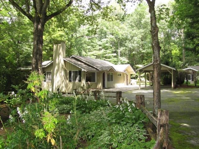Front View - Cashiers Garden Cottage - Cashiers - rentals