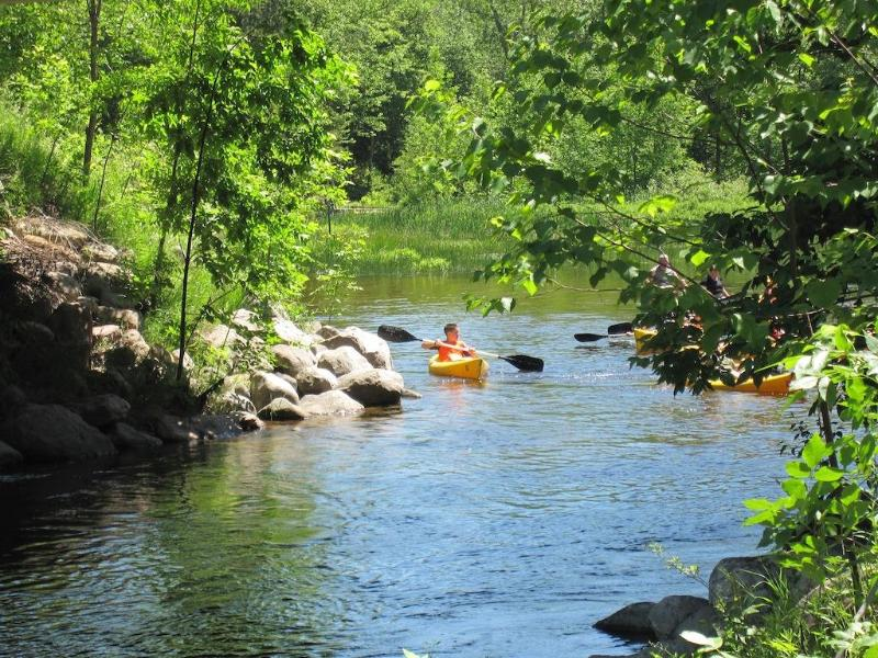 Cozy River Cottage, Pictured Rocks and Beach!!! - Image 1 - Munising - rentals