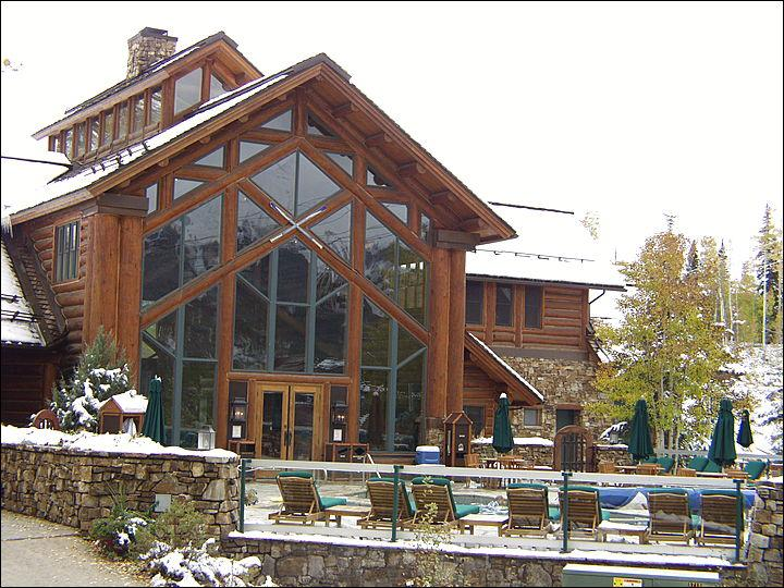 Exquisite Lodge Building with Common Hot Tubs Common Pool, Bar, and Meeting Rooms - Perfect for a Couples' Retreat - Upscale Amenities (6305) - Telluride - rentals