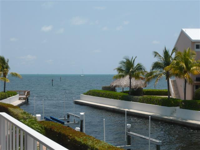 View of Channel - KEY LARGO YACHT CLUB 8 - Key Largo - rentals