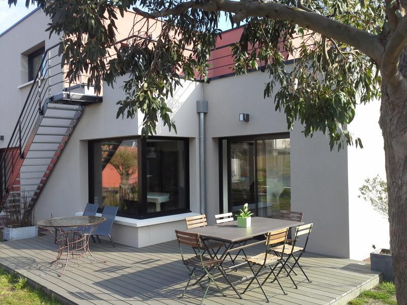 L'escapade: Maison contemporaine - Image 1 - Tourlaville - rentals