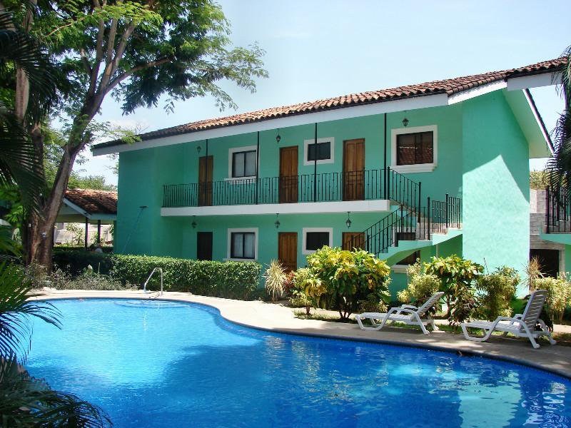 Green Forest Studio No 26-Upper floor/overlook pl - Image 1 - Playas del Coco - rentals