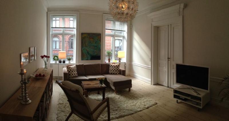 Noerrebrogade Apartment - Luxurious Copenhagen apartment at Noerrebro - Copenhagen - rentals