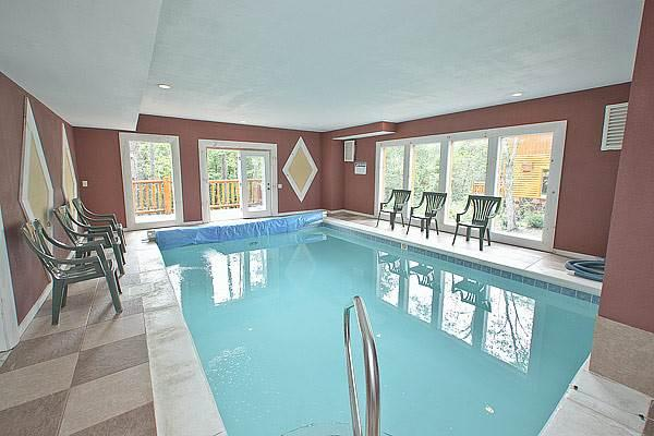 Pool And Movie 1 - Image 1 - Cosby - rentals